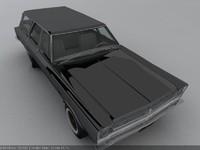 Plymouth Belvedere Wagon 1965 Hemi 426