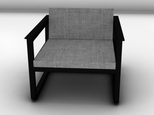efe chair 3d model
