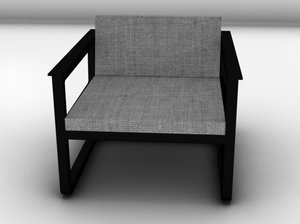 efe chair 3d model
