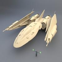 Spaceship FSX 8200