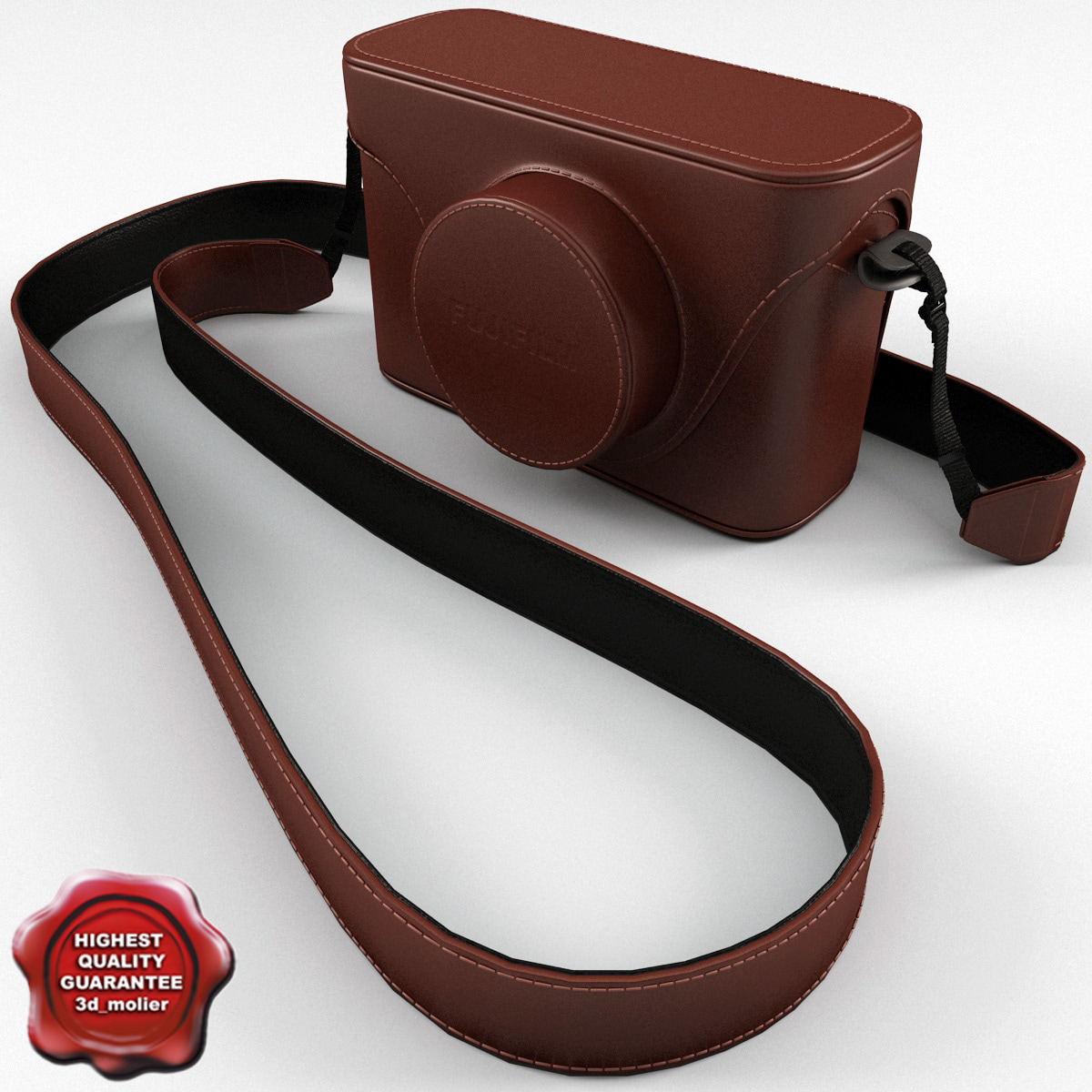 3ds fujifilm x100 leather case