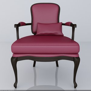 kenzo desir chair 3d max
