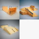 Skatepark Ramp Collection
