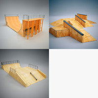 Skatepark Ramp Collection