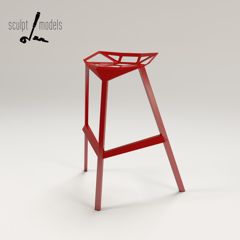 stool designed konstantin max free