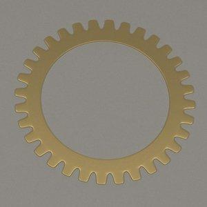 clock gear wheel x
