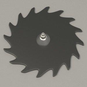3ds max clock gear wheel