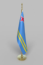 Aruba Flag 3D models