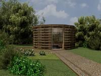 Garden House round