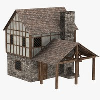 medieval house13