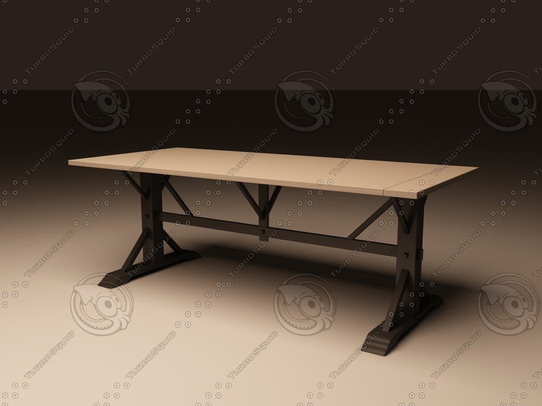 3ds max eichholtz table dining royal