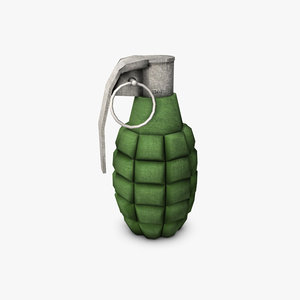 hand grenade 3ds