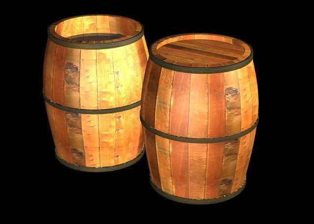 barrels max free