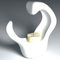 3d model decoration deco