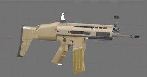 scar gun blend free