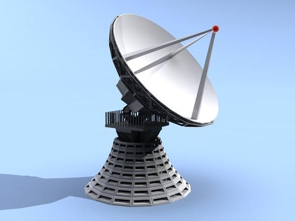 telescope modelled mentalray max free