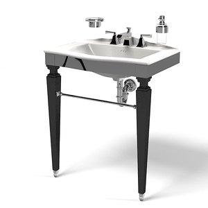 3d devon bathroom furniture