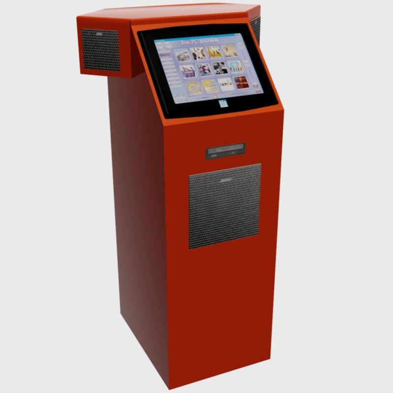 max digital touch screen jukebox
