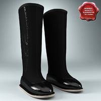 maya keddo felt boots