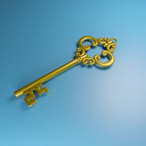 3ds max old key