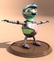SCARY ROBO
