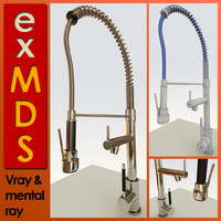 max modern spray mixer tap