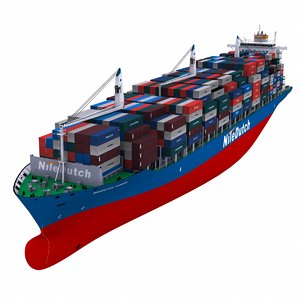 container vessel lwo