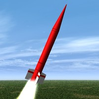 Hatf-IB BSRSM Missile