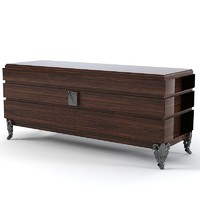 Art deco sideboard chest of drawers modern contemporary