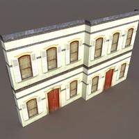 max building exterior