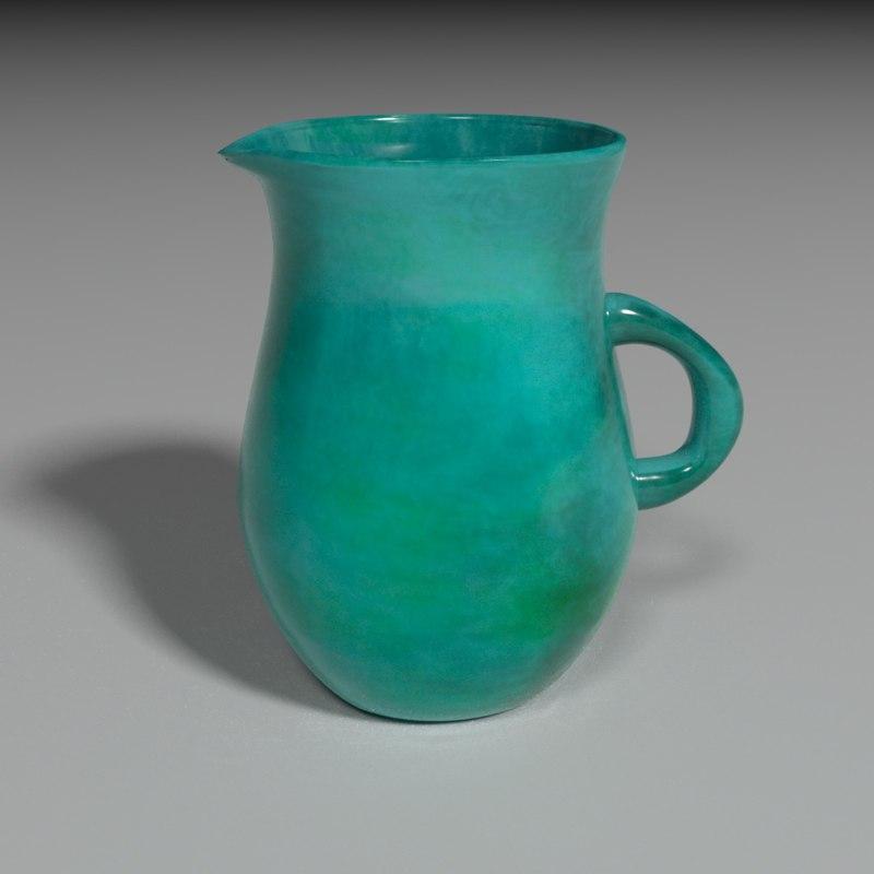 pitcher obj