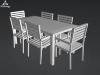 3d kitchen furniture