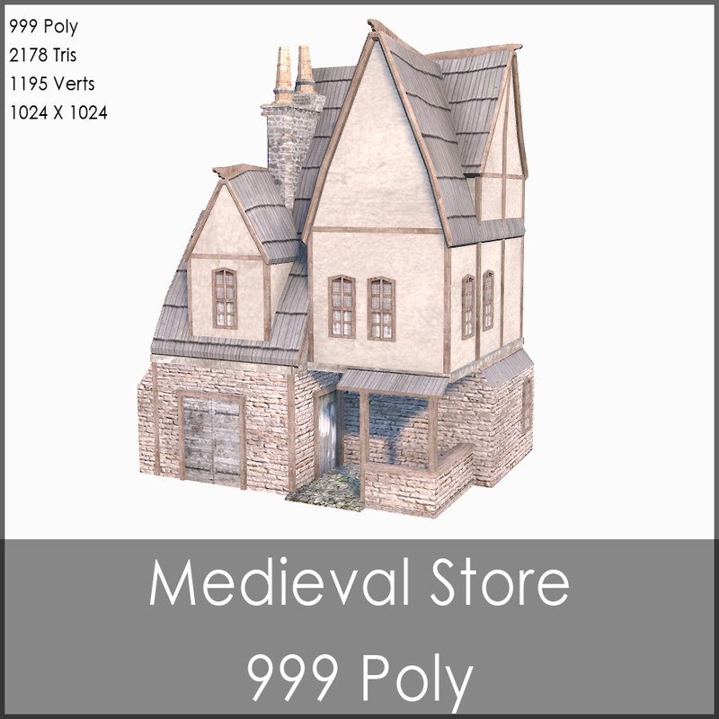 medieval store max