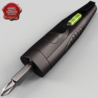 3d pocket screwdriver