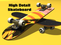 skateboard design wheels max