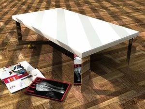 3d table livingrooms