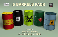free max mode barrels games pack -