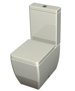 3d ego toilet model