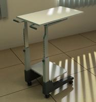 max medical instruments cart