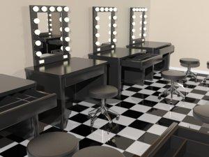 vanity mirror max