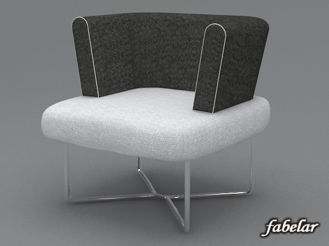 3d sofa couch furniture model
