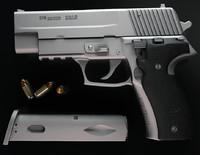sig-sauer p226 gun 3ds