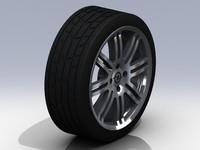 Opel Wheel