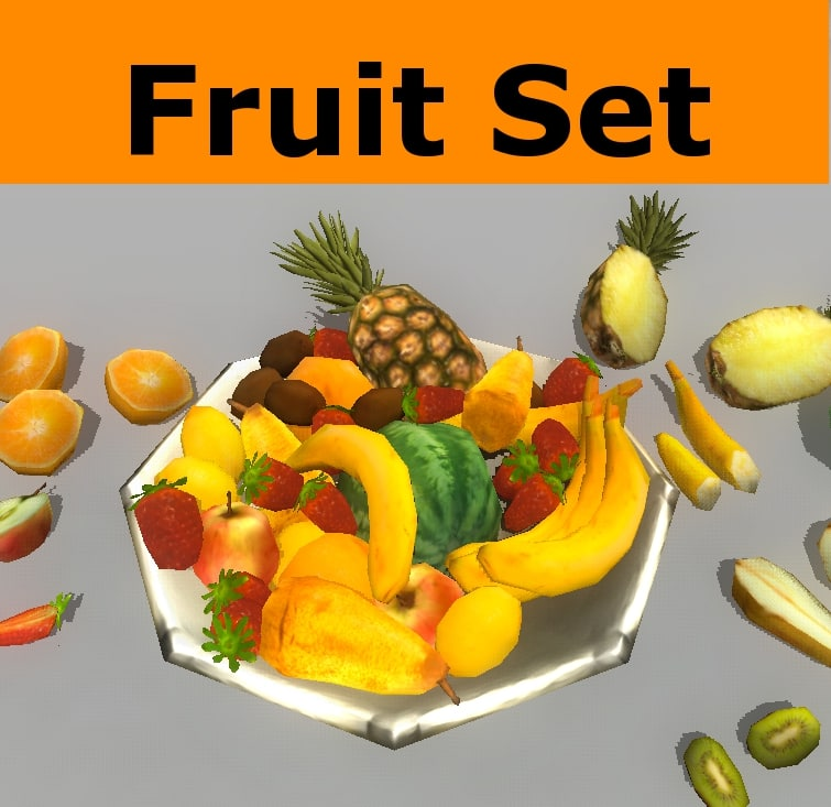 fbx fruit pack