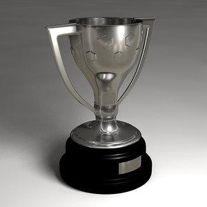3d model league cup