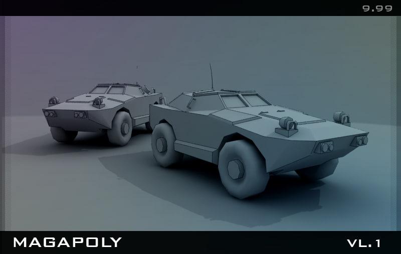 jeep 3d model