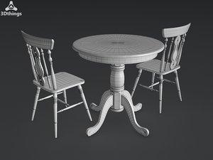 3d obj kitchen furniture