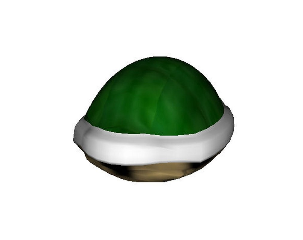 3ds max turtle shell