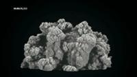 3d pyroclastic smoke model