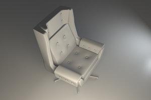 maya tan armchair